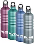 25oz Gemstone Aluminum Sports Bottles